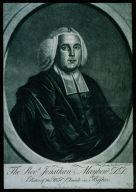 [Mayhew, Jonathan, Portrait of Jonathan Mayhew]
