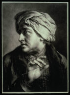 [Man with a turban, Man with a Turban]