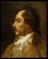 A Soldier (study for The Enrollment of the Volunteers)