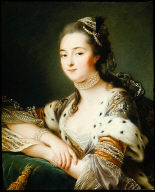Portrait of a Woman in Turkish Costume (said to be Mlle. de Romans)