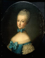 Marie Antoinette as a Young Girl