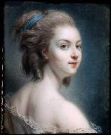 Presumed Portrait of Mademoiselle Rosalie Duthe