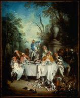 Luncheon Party in a Park (Le Dejeuner de Jambon)