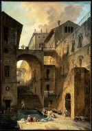 L'Escalier des Lavandieres (Stairway of the Washerwoman)