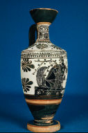 Lekythos (oil bottle)