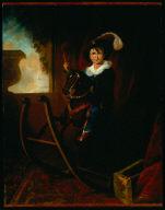Boy on a Hobby Horse