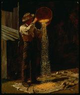 Winnowing Grain
