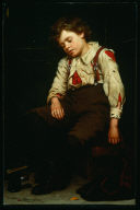 Tuckered Out -The Shoeshine Boy