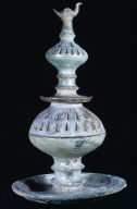 Model of a tiered censer