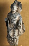 Buddha As Medicant Monk