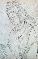 Lady with a Rosary