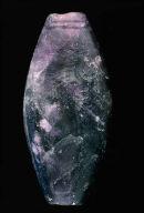 Almond-shaped sealstone