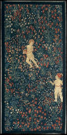 Mille Fleurs with Putti