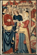 Saint Paul Requesting Plautilla's Veil (possibly from a series of hangings illustrating the