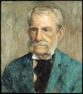 Portrait of Maurice Prendergast's Father