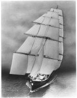 "Clipper ship ""Flying Cloud"""