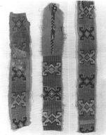 Tunic fragment (lower border)