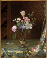 Vase of Mixed Flowers