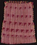 Ceremonial coca cloth