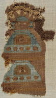 Appliqué for a tunic