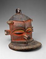 Helmet mask (kipoko)