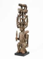 Male Figure (ikenga)