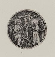 The Crucifixion (Roundel)