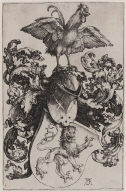 Coat of Arms with the Cock