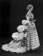 Evening dress (bodice)