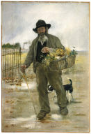 Garlic Seller