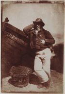 James Linton. Newhaven Fisherman