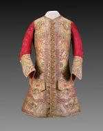Man's sleeved waistcoat