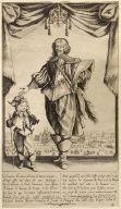 Portrait of Claude Deruet and his Son, Jean