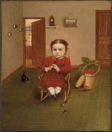 Child in Rocking Chair