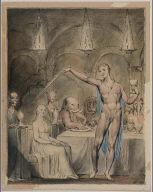 "The Magic Banquet (Illustration to Milton's ""Comus"")"