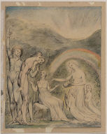 "Sabrina Disenchanting the Lady (Illustration to Milton's ""Comus"")"
