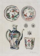 [Famille Archaïque, Japanese Porcelain]