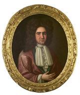Portrait of George Jaffrey II (1682-1749)