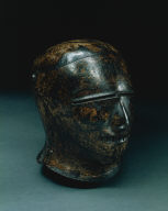 Close Helmet with Grotesque Face (Shembartlaufen Visor)
