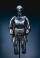 Partial Suit of Armor in Maximilian Style