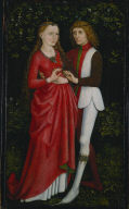 [A Bridal Pair, The Two Lovers, A Young Couple, A Bridal Couple]