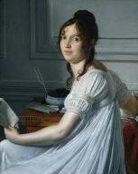 Portrait of Sophie Crouzet