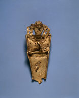 Votive Figurine with Elaborate Jewelry