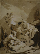 [Communion of Saint Jerome, The Last Communion of St. Jerome]