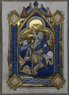 Leaf from a Psalter: Massacre of the Innocents