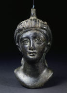 Balance Weight formed as the Bust of an Empress