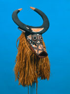 Bushcow Headdress