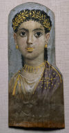Funerary Portrait of a Young Girl