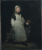 [La petite laitière, The Little Milkmaid]