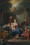 The Holy Family with St. Anne, Joachim, and John the Baptist